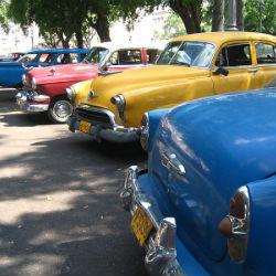 Kubanische Autos