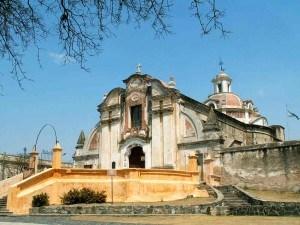 Kirche in Alta Gracia