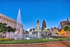 Argentinien Reise nach Buenos Aires