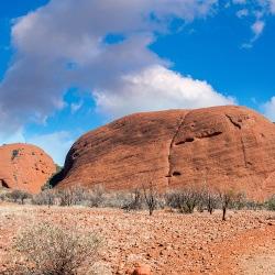 Berg in Australien
