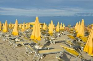 Badeurlaub Strand Cervia