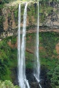 Cascade-Chamarel-Wasserfall