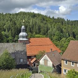 Ilsenburg im Harz