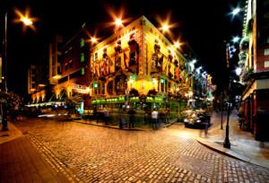 Auf einer Irland Reise sollte der Gang in ein Pub auf keinen Fall fehlen