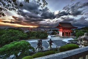 Reisebericht Kyoto, Japan