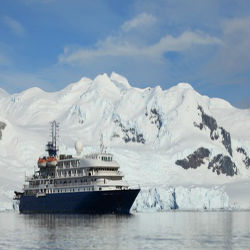 Eine Kreuzfahrt in der Antarktis