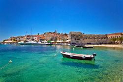 Boot in Kroatien