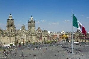 Mexico City kann ein guter Ausgangspunkt sein, um das ganze Land zu bereisen