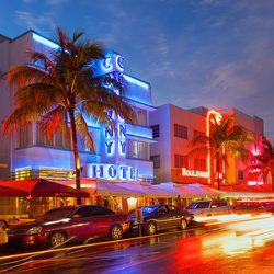 USA-Reise nach Miami