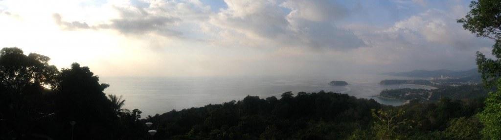 Aussichtspunkt auf Phuket