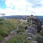 Parque Nacional Quebrado del Condorito in Argentinien