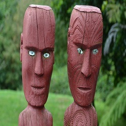 art maori nouvelle zelande