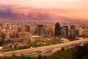 Bei meinem Chile-Urlaub war ich natürlich auch in Santiago de Chile
