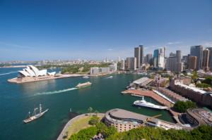 Ein Blick auf die Sehenswürdigkeiten Sydneys