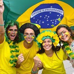 Brasilien WM 2014