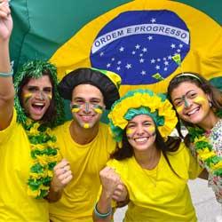 Brasilienurlaub 2014