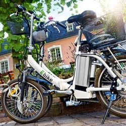 Ebike - Elektrofahrrad