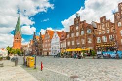 Lüneburger Marktplatz