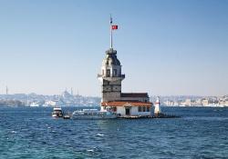 Der Leanderturm in Istanbul