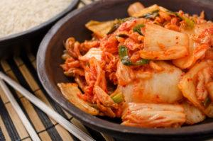 Kimchi, Nationalspeise