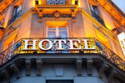Foto eines Hotels