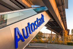 Autostadt Rolltreppe in Wolfsburg