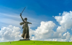 Das Mutterland Monument