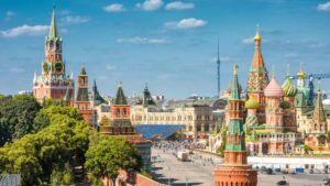 Reisebericht Moskau: Meine Reise in Russlands Hauptstadt
