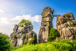 Die sechs schönsten Natursehenswürdigkeiten in Deutschland