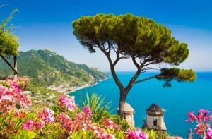 Küste Italiens