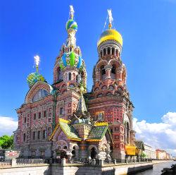 St.Petersburg Russland