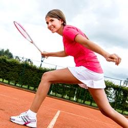 Tennisplätze in Hamburg